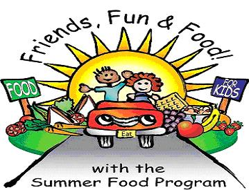 SUMMER MEALS FOR KIDS 18 AND YOUNGER AT NO COST
